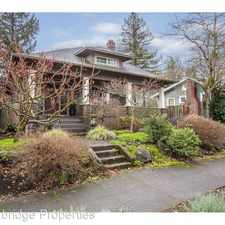 Rental info for 3418 NE 75th Ave in the Roseway area