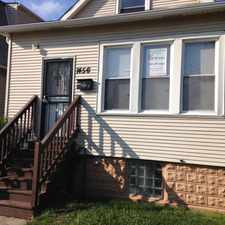 Rental info for Fantastic house on quiet street. close to shopping and right off S Chicago DR. Newer rehab, , full basement with bathroom. fenced backyard on corner lot with superb neighbors. little park right up the street in the Grand Crossing area
