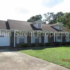 Rental info for 4535 Breakwater Cir - 3 Bdrm / 2 bath