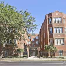 Rental info for 2448-2452 W Addison St in the North Center area