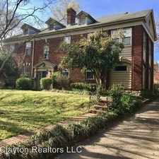 Rental info for 3736 Whitland Ave. in the Sylvan Park area