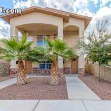 Rental info for Three Bedroom In West El Paso in the Mission Hills South area