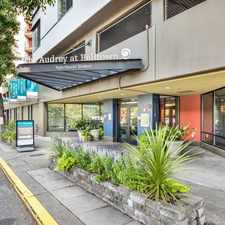 Rental info for The Audrey at Belltown in the Seattle area