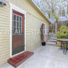 Rental info for Beautiful home in Silver lake in the Los Angeles area