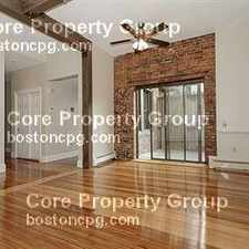 Rental info for 57 Charter Street #1A in the North End area