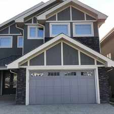 Rental info for Stunning Home in Gated SW Community in the Anthony Henday South area