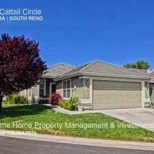 Rental info for 9765 Cattail Circle in the Double Diamond area