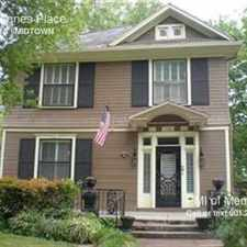 Rental info for 1335 Agnes Place in the Memphis area