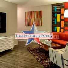 Rental info for Evers Road in the San Antonio area