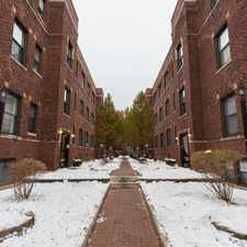 Rental info for 1395 North Fremont Street #1e in the Goose Island area