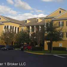 Rental info for 3615 Conroy Rd - Unit 632 Mosaic @ Millenia in the Millenia area