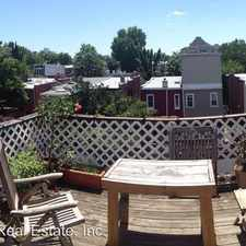 Rental info for 1528 U Street, NW #3 in the Dupont Circle area