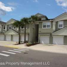 Rental info for 8216 WHITE FALLS BLVD, 102 in the Deerwood Center area