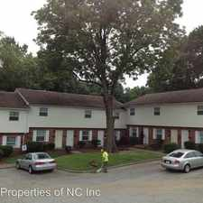 Rental info for 1827 Merritt Drive in the Greensboro area