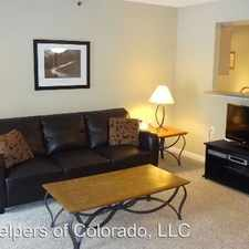 Rental info for 4940 Meredith Way #102