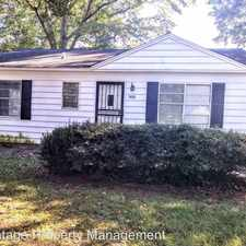Rental info for 3430 Randolph St. in the Frayser area