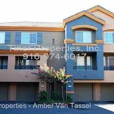 Rental info for 2001 Club Center Drive #1104