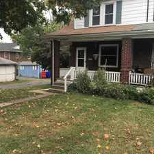Rental info for 1313 South St. in the Pottstown area