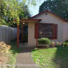 Rental info for 512 9th Ave SW
