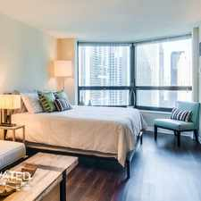Rental info for E Randolph St & S Harbor Drive in the The Loop area