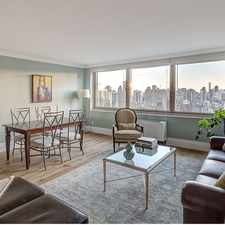Rental info for East 86th Street