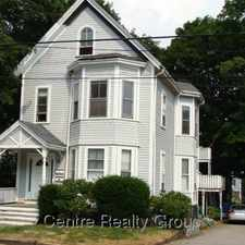 Rental info for 57 Lawrence Street in the Waltham area