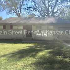 Rental info for 7611 East 107th Street in the Hickman Mills South area