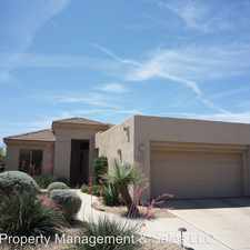Rental info for 6567 E Shooting Star Way