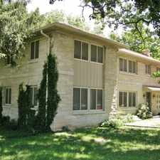 Rental info for Cherry Hill in the West Lafayette area