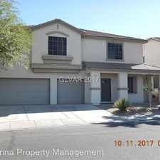 Rental info for 26 Drawback Street in the Henderson area