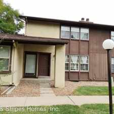 Rental info for 3873 S. Fraser Street in the Meadow Hills area