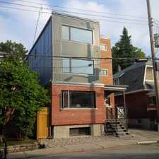 Rental info for 167 Aylmer in the Gatineau area