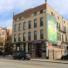 Rental info for 833 West Grand Avenue #3 in the West Town area