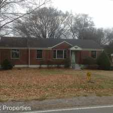 Rental info for 131 McCall in the Glencliff area