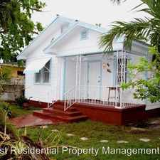 Rental info for 3738 Eagle Avenue in the Key West area