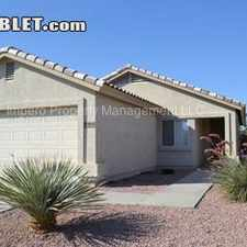 Rental info for $1000 3 bedroom House in Other Maricopa County in the El Mirage area