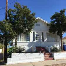 Rental info for 210 Sycamore SE in the Silver Hill area