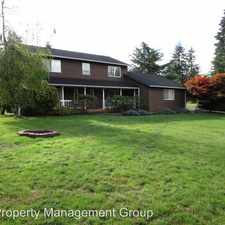 Rental info for 16905 79th Ave NE in the Marysville area