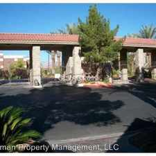 Rental info for 2200 S Fort Apache Rd. #2186 - Fort Apache Rd. #2186 in the Peccole Ranch area