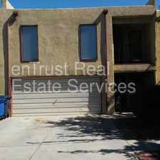 Rental info for MOVE IN SPECIAL $100 off first month rent in the Albuquerque area