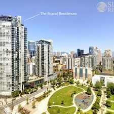 Rental info for 1155 Seymour Street #1104 in the West End area