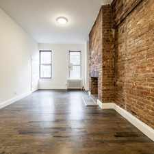 Rental info for 1st Ave & St Marks Place in the New York area