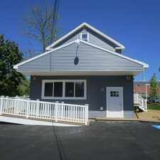 Rental info for 38 Goddard St in the 01550 area