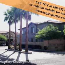 Rental info for 805 S. Sycamore St. #126 in the Mesa area
