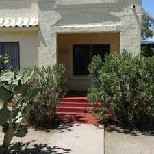 Rental info for 1003 E. 8th in the Rincon Heights area