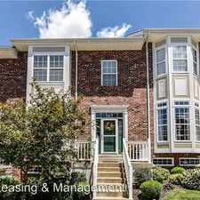 Rental info for 17119 Cambury Lane in the 63040 area