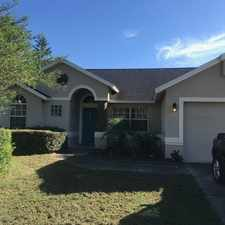 Rental info for 185 WOOD DOVE ST in the 34689 area