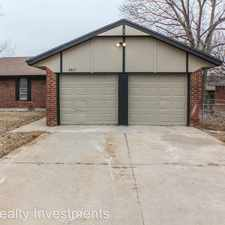 Rental info for 4917 Gaines in the Oakcliff area
