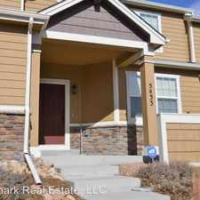 Rental info for 5433 Lester Alley in the Wolf Ranch area