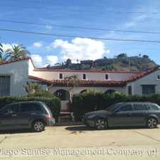 Rental info for 6425 Electric Avenue in the Lower Hermosa area